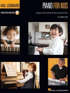 Hal Leonard Piano for Kids (book/Audio Online)