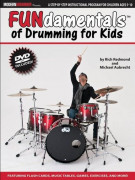 FUNdamentals™ of Drumming for Kids (book/DVD)