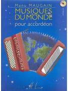 Musiques du Monde pour Accordeon (book/CD)