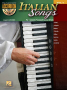 Accordion Play Along vol.5: Italian Songs (book/CD)