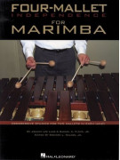 Four-Mallet Independence for Marimba