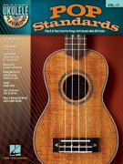 Pop Standards: Ukulele Play-Along Volume 17 (book/CD)