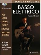 Basso Elettrico - Tecnica e Grooves (libro/CD)