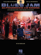 Blues Jam – 40 Progressions and Grooves (book/CD)