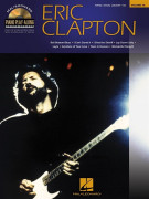 Piano Play-along: Eric Clapton Volume 78 (book/CD)