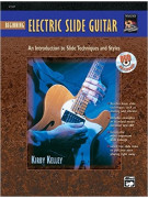 Beginning Electric Slide Guitar (book/DVD)