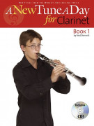 A New Tune A Day: Clarinet - Book 1 (book/CD)