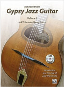 Gypsy Jazz Guitar, Volume 1 (book/CD)