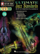 Jazz Play Along Volume 170: Ultimate Jazz Standards (book/CD)