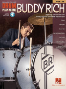 Buddy Rich: Drum Play-Along Volume 35 (book/CD))