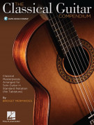 The Classical Guitar Compendium (book/Audio Online)