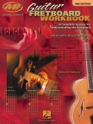 Guitar Fretboard Workbook (book/CD)