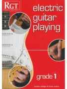RGT - Electric Guitar Playing - Grade 1
