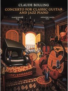 Concerto for Classical Guitar & Jazz Piano Trio