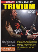 Lick Library: Learn to Play Trivium (2 DVD)