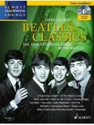 Beatles Classics For Saxophone (book/CD Play-Along)