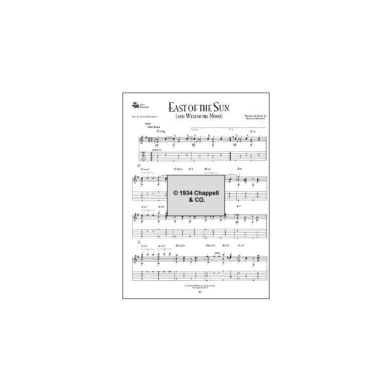 Jazz Guitar Standards Chord Melody Solos Birdlandjazz