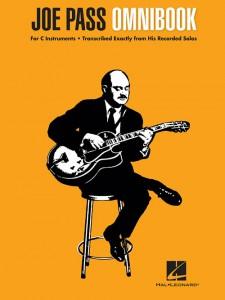 Joe Pass Omnibook (C Instruments)