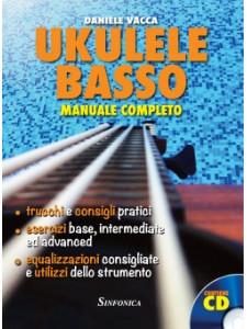 Ukulele Basso - manuale completo (libro/CD)