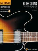 Hal Leonard Guitar Method - Blues Guitar (book/CD)