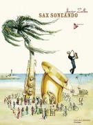 Sax Soneando (book/CD play-along)