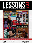 Lessons with the Hudson Greats – Volume 1 (book/DVD)