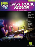 Easy Rock Songs - Drum Play-Along Volume 42 (book/CD)
