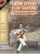 Latin Styles for Guitar (book/CD)