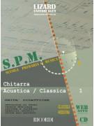 Scuola Primaria di Musica: chitarra acustica / classica 1 - Unita' didattiche (libro/CD)