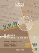 Scuola Primaria di Musica: chitarra acustica / classica 2 - Unita' didattiche (libro/CD)