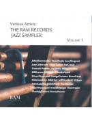 CD - Ram Records Jazz Sampler
