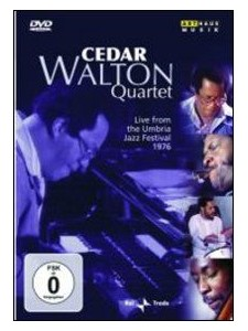 Cedar Walton Quartet (DVD)