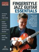 Fingerstyle Jazz Guitar Essentials (book/Audio Online)