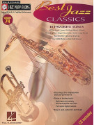 Jazz Play-Along vol.74: Best of Jazz Classics (book/CD)