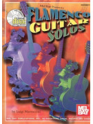 Flamenco Guitar Solos Volume 1 (book/CD)