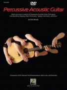 Percussive Acoustic Guitar (book/DVD)