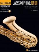Hal Leonard Jazz Saxophone Method Tenor (book/CD)