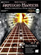 Arpeggio Madness – Insane Concepts & Total Mastery (book/2 DVD)