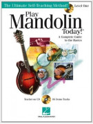 Play Mandolin Today! - Level 1 (book/CD)