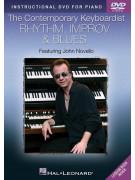 The Contemporary Keyboardist: Rhythm, Improv & Blues (DVD)