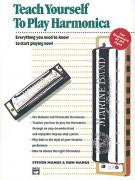 Teach Yourself To Play Harmonica (book/CD)