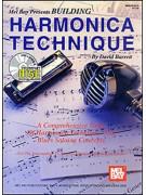 Building Harmonica Technique (book/CD)