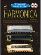 Complete Learn To Play Harmonica Manual (book/2 CD)