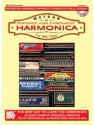 Method Diatonic & Chromatic Harmonica (book/CD)