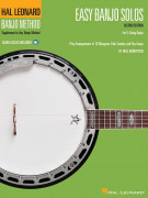 Hal Leonard Easy Banjo Solos (book/Audio Online)
