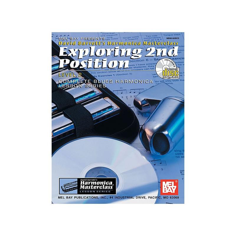 Harmonica Lesson Book