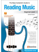 The Bass Guitarist's Guide to Reading Music - Beginner Level