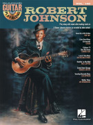 Robert Johnson: Guitar Play-along Volume 146 (book/Audio Online)