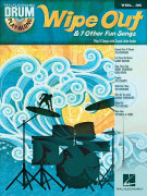 Drum Play-Along Volume 36: Wipe Out (book/CD)