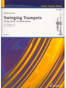 Swinging Trumpets (For 2 Trumpets)